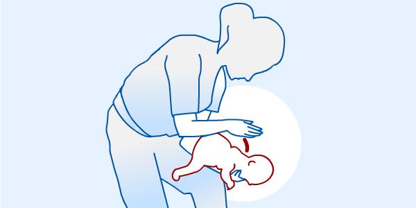 Trattamento di uno sgranocchiare di una spina dorsale