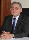 Fabrizio Oleari, neopresidente dell'Istituto Superiore di Sanità (ISS)