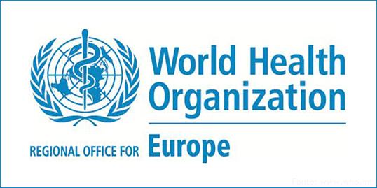 Logo World Healt Organization - Regional Office For Europe