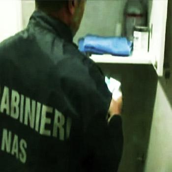 Carabinieri nas trento traffico di anabolizzanti for Trento frosinone