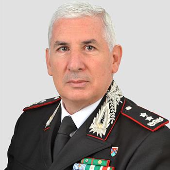Nuovo Comandante, Generale di Divisione Adelmo Lusi