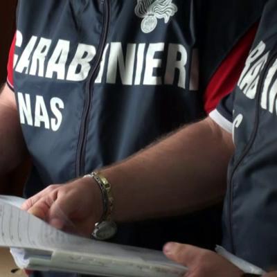 immagine di archivio di carabinieri NAS