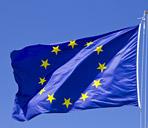 immagine della bandiera europea