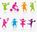 Immagine raffigurante vari sport