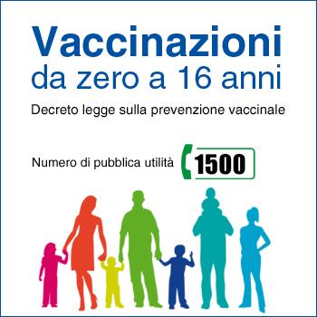 Risultati immagini per vaccinazioni da 0 16
