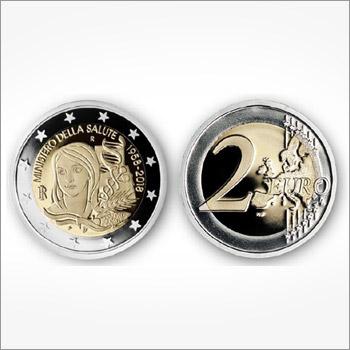foto moneta 2 Euro