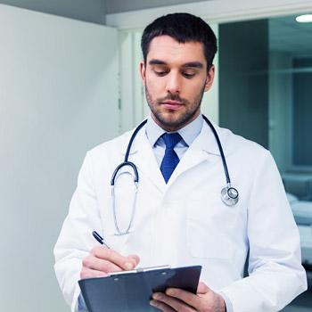 immagine di un medico