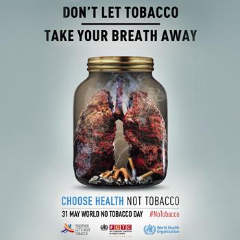 campagna oms sul fumo