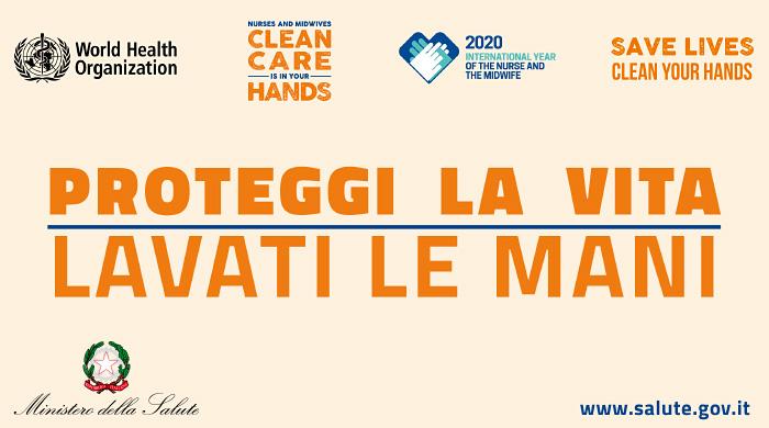 poster lavaggio mani