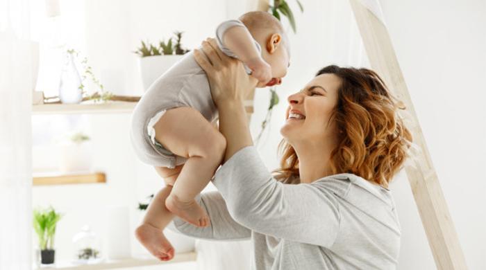 immagine mamma e figlio