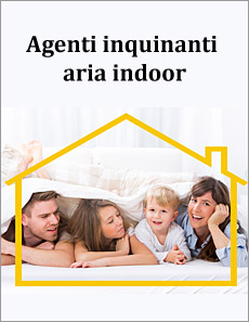 Agenti inquinanti aria indoor