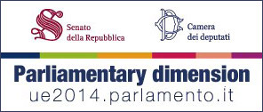 Banner Parliamentary dimension - ue2014.parlamento.it