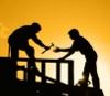 Immagine di operai a lavoro