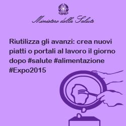 Riutilizza gli avanzi: crea nuovi piatti o portali al lavoro il giorno dopo #salute #alimentazione #Expo2015