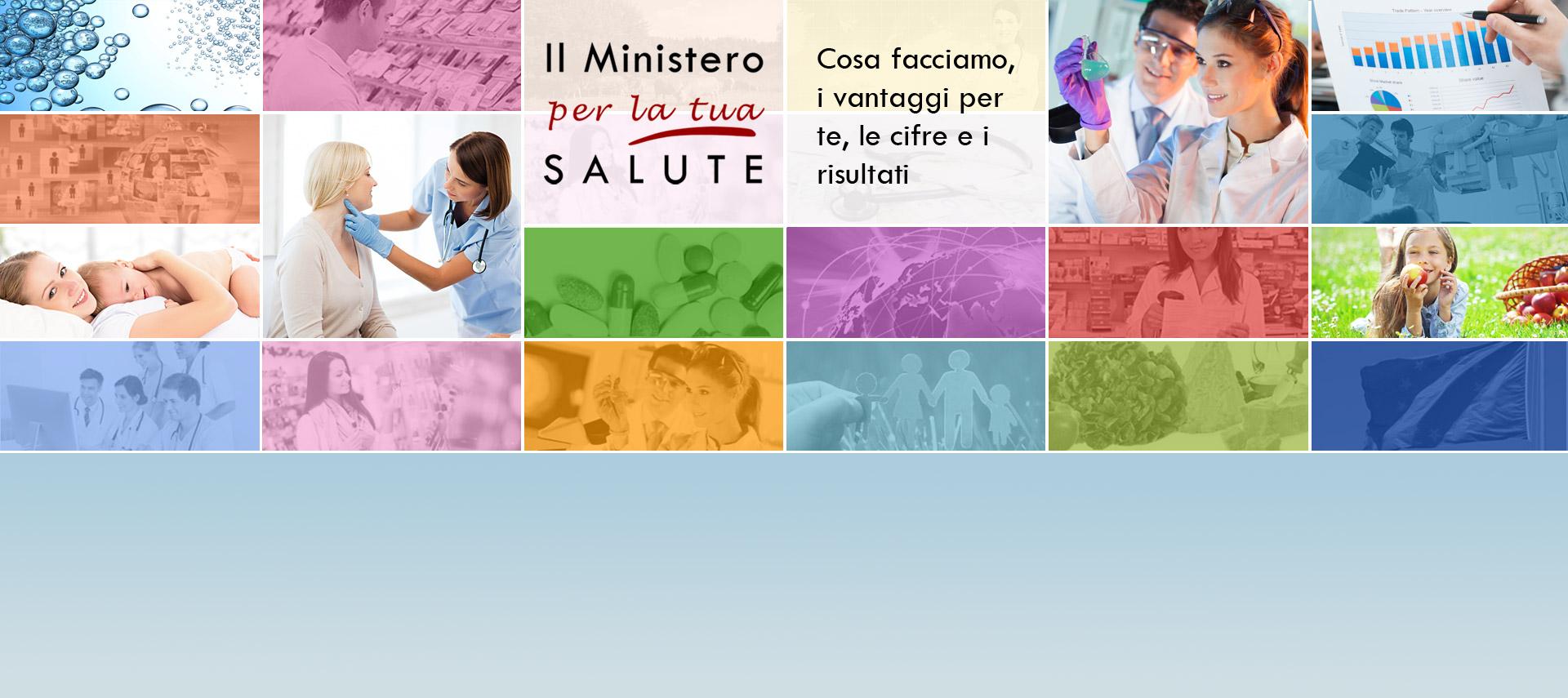 Il Ministero per la tua salute