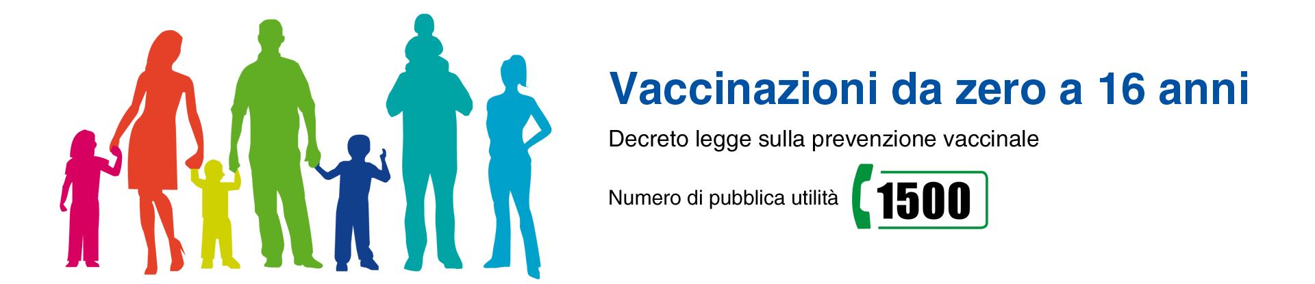 Banner vaccinazioni
