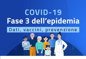 Collegamento al sito tematico Nuovo coronavirus