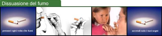 campagna dissuasione dal fumo