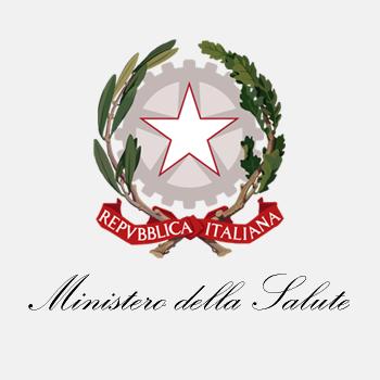 Risultati immagini per logo ministero della salute png