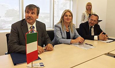 Firmata Intesa tecnica Italia - Montenegro su Medicina Veterinaria e Sicurezza degli Alimenti